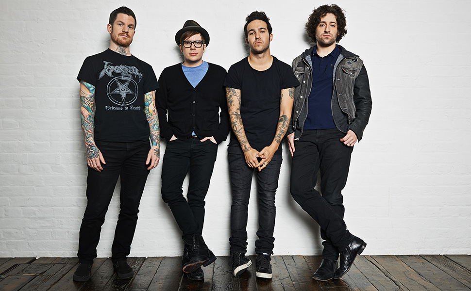 fall out boy save rock and roll song download